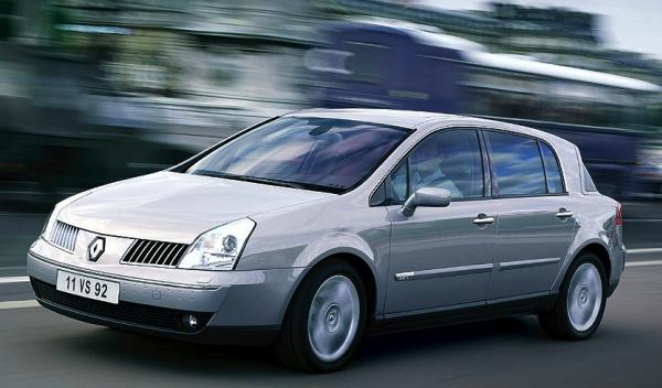 El Renault Vel Satis, uno de los fiascos más sonados de Renault