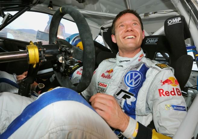 Sebastien Ogier, flamante nuevo campeón del mundo de Rallyes 2013