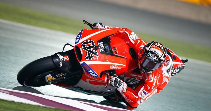 Andrea Dovizioso y Ducati, un tándem decepcionante esta temporada