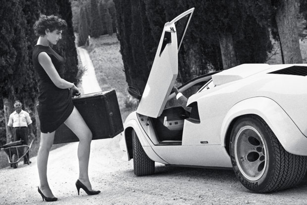 Antonia Dell'Atte, protagonista del Calendario Pirelli 2014