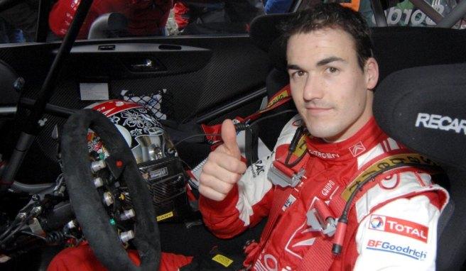 Dani Sordo cambia de aires y ficha por Hyundai para 2014