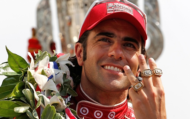 Dario Franchitti dice adiós a la Fórmula Indycar tras su accidente en Houston