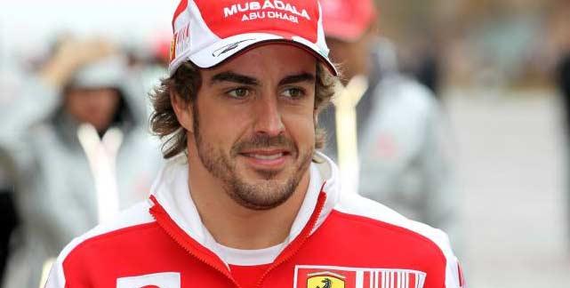 Fernando Alonso, seria duda para acabar la temporada en Ferrari