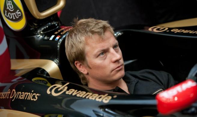Punto final a la estancia de Kimi Raikkönen en Lotus