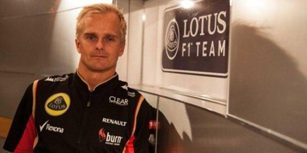 Heikki Kovalainen, sustituto de Kimi Raikkönen en Lotus