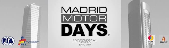 Madrid Motor Days, una cita imprescindible para estas Navidades
