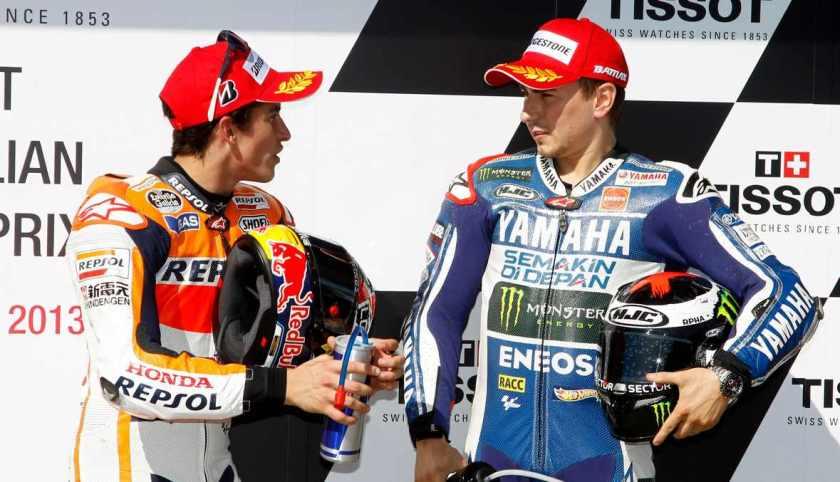 Jorge Lorenzo, ¿futuro compañero de Marc Márquez en Honda para 2015?