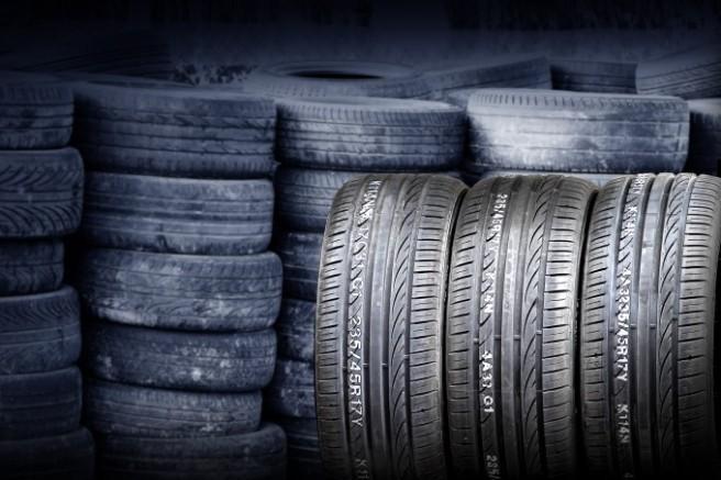 Los neumáticos usados incrementan el riesgo de accidente