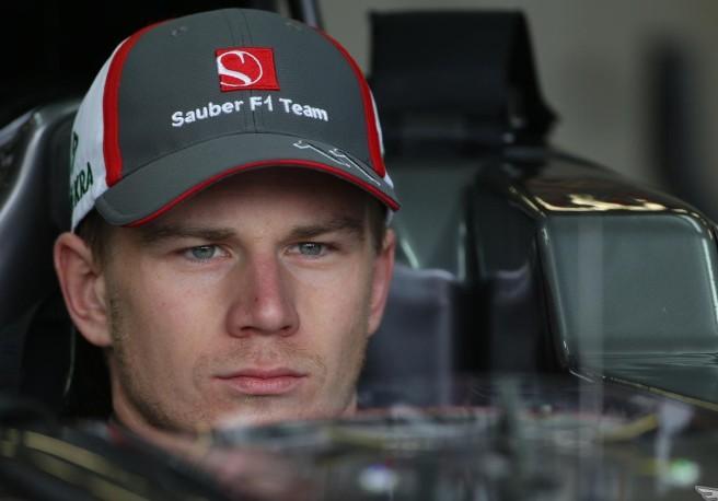 Nico Hulkenberg, resignado a no correr en un grande en 2014