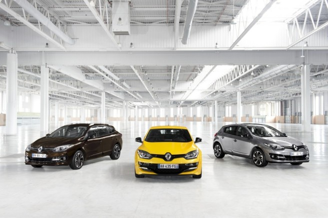 El Renault Mègane líder indiscutible del mercado en octubre