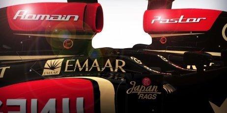 Romain Grosjean y Pastor Maldonado, la nueva pareja de Lotus para 2014