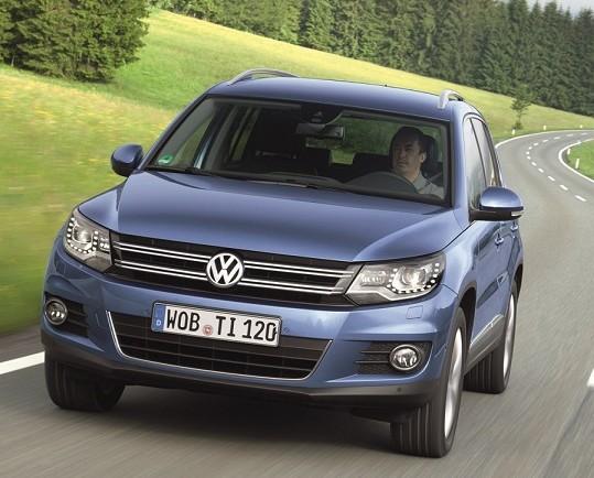 Casi 700.000 Volkswagen Tiguan llamados a revisión por fallos en el sistema eléctrico