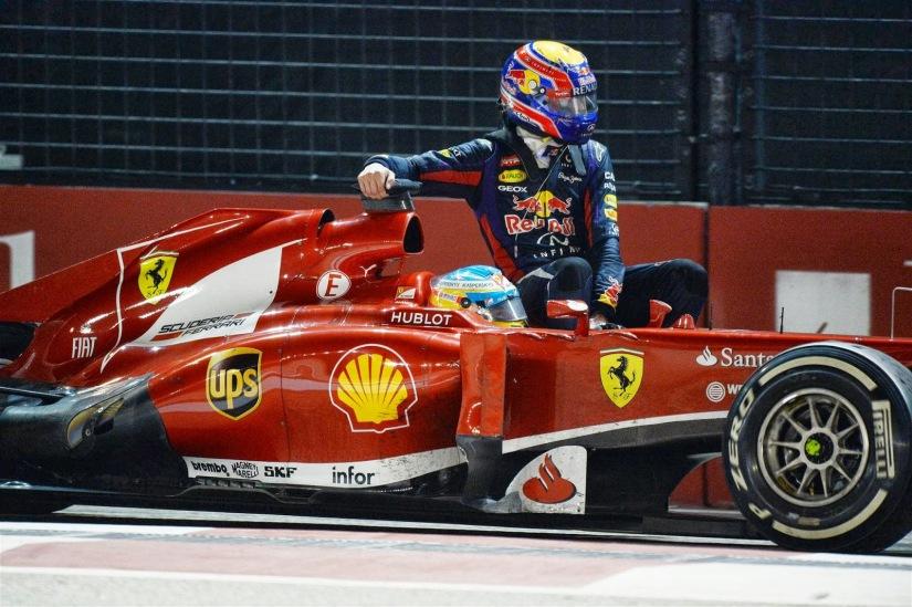 Fernando Alonso, el mejor piloto para Mark Webber