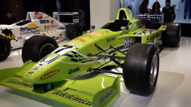 Lola B99/50 de Fórmula 3000 del año 2000