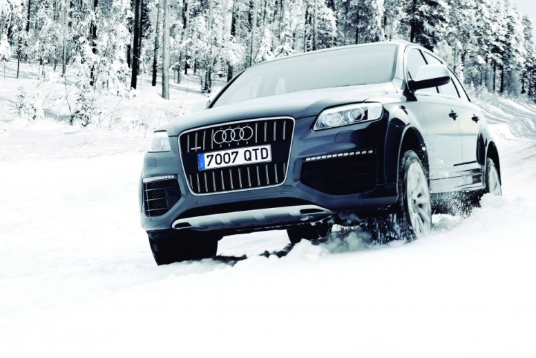 Arranca una nueva edición de la Audi Winter Driving Experience