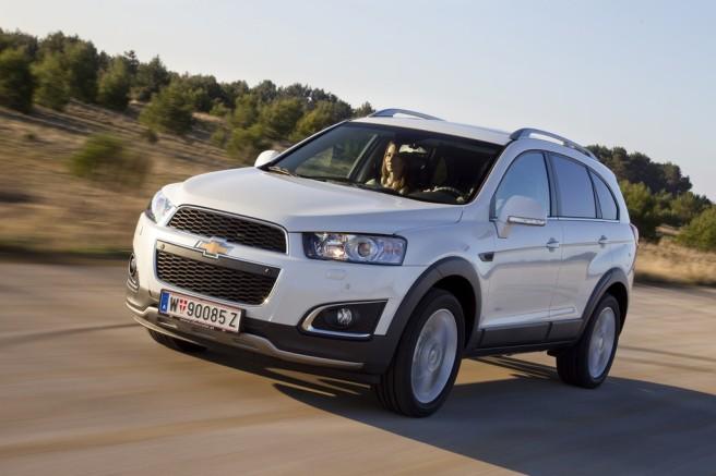 Chevrolet dejará de venderse en Europa a partir de 2016