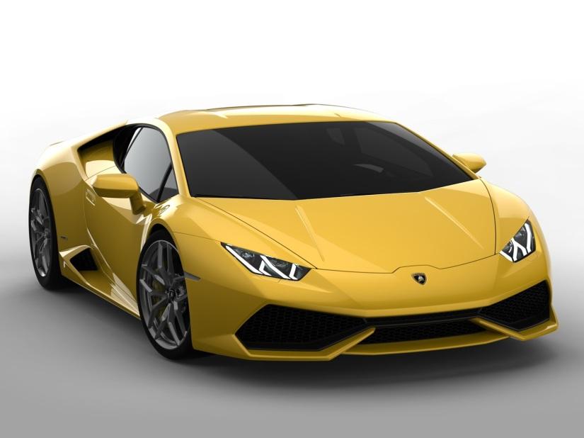 Lamborghini Huracán, un vendaval de potencia y lujo