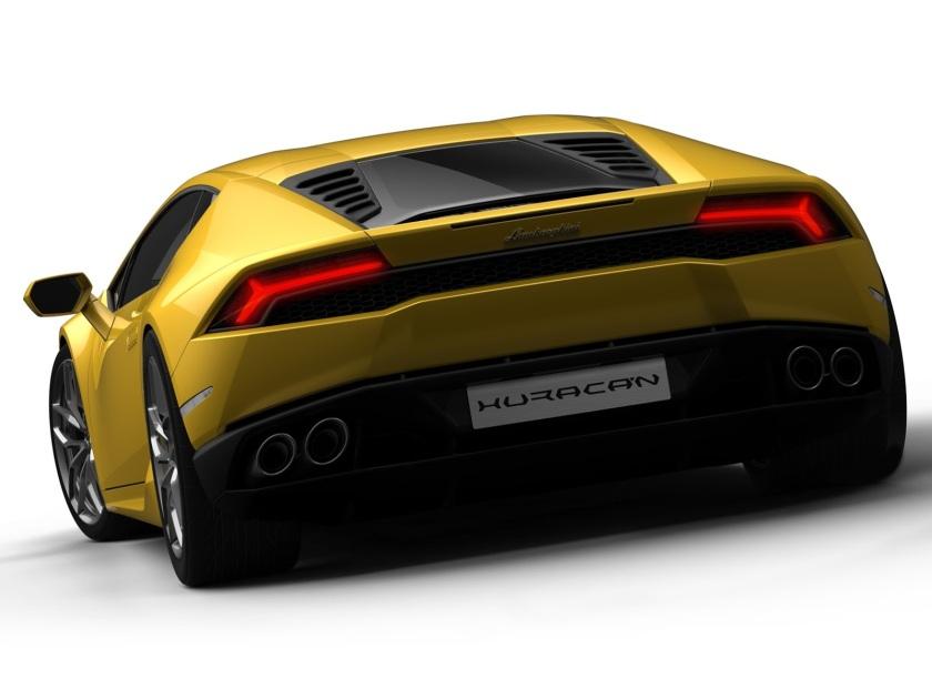 Diseño y potencia van de la mano en el nuevo Lamborghini Huracan