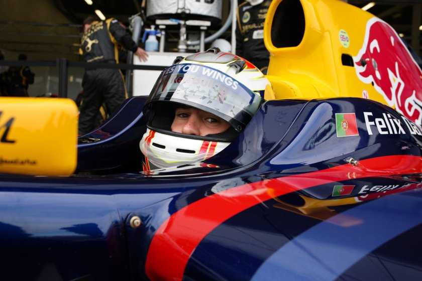 Antonio Félix da Costa, nuevo piloto probador de Red Bull para 2014