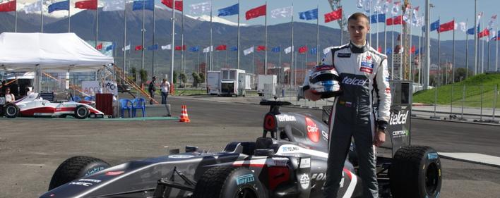 Sergey Sirotkin, nuevo piloto probador de Sauber para 2014