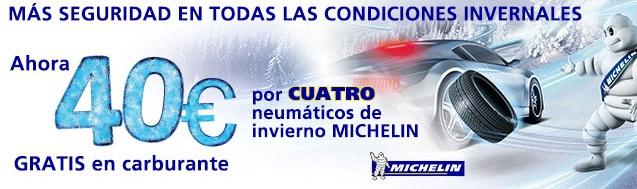 Imagen de la nueva campaña de Euromaster y Michelin