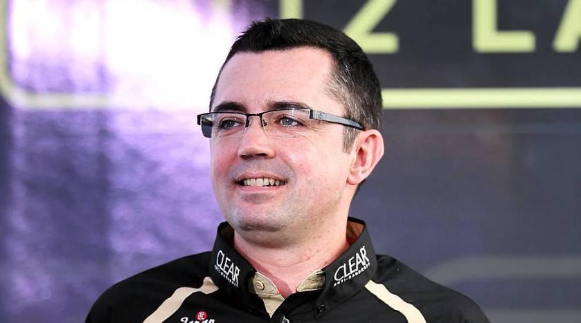 Eric Bouliler deja la dirección deportiva de Lotus