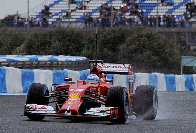 Fernando Alonso, nuevamente el más regular