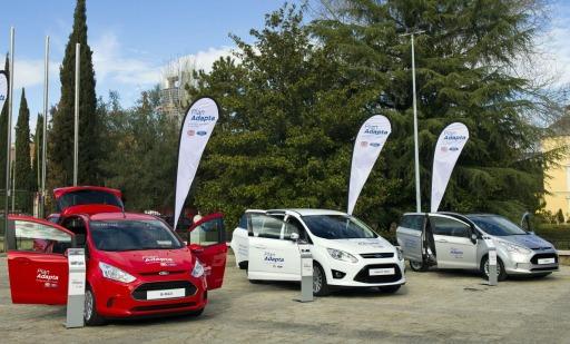 Ford y la ONCE presentan el Plan Adapta