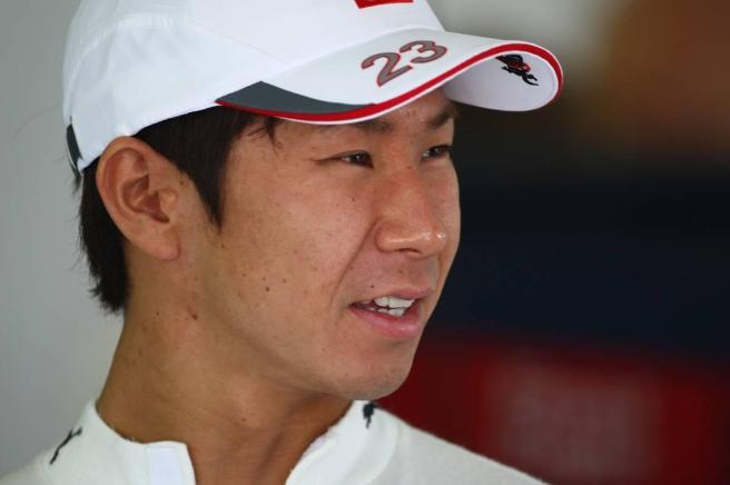 Kamui Kobayashi, nuevo piloto de Caterham