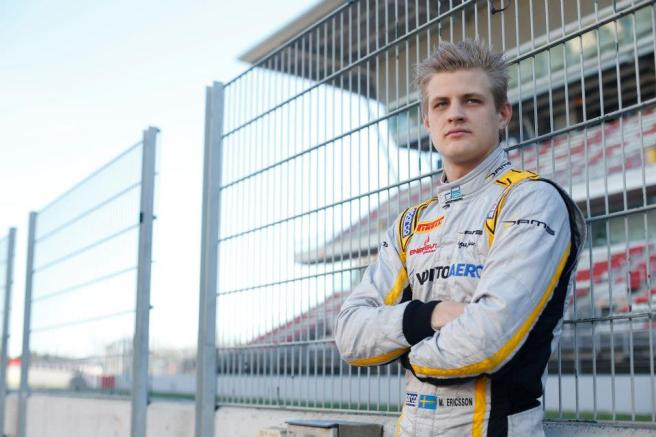 Marcus Ericsson será el segundo piloto de Caterham