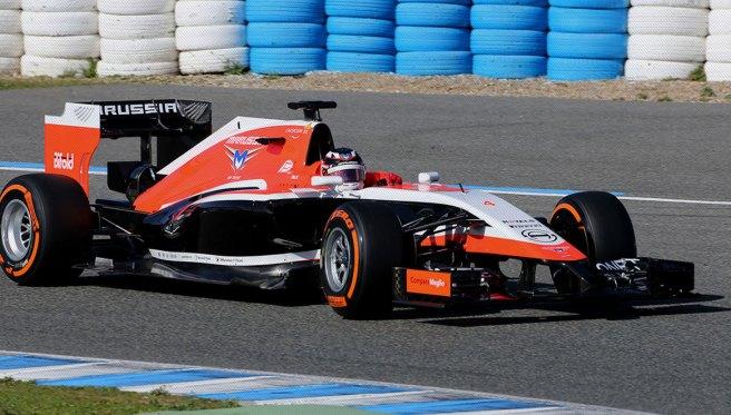 Marussia estrena acuerdo tecnológico con Ferrari