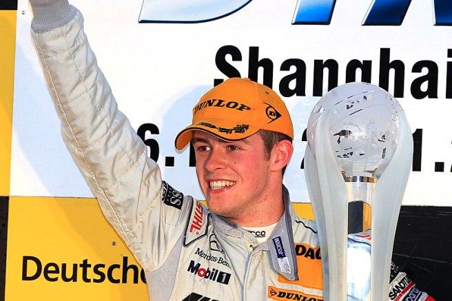 Paul Di Resta volverá al DTM con Mercedes