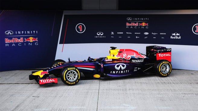 El nuevo Red Bull RB10 es el menos revolucionario hasta el momento
