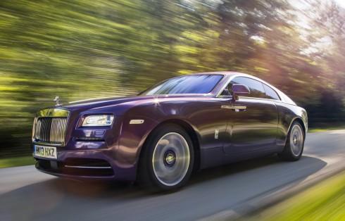 El Rolls-Royce Wraith, la nueva joya de la corona del Grupo BMW