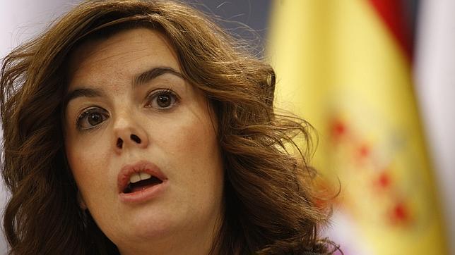 Soraya Sáenz de Santamaría anunción la quinta fase del Plan PIVE para 2014