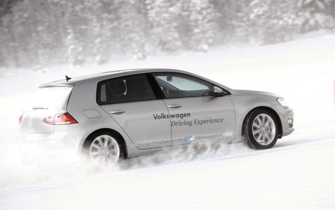 Volkswagen arranca el VW Driving Experience