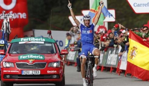 Skoda, de nuevo coche oficial de la Vuelta a España