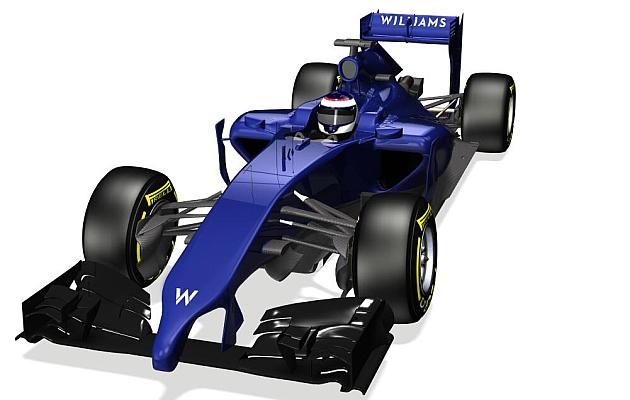 Williams filtra las primeras imágenes del nuevo FW36
