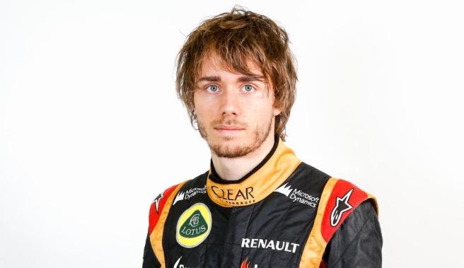 Charles Pic, nuevo tercer piloto de Lotus