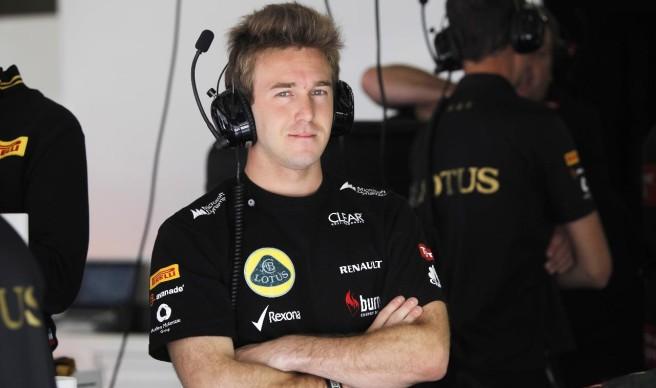 Davide Valsecchi, muy dolido con Lotus, abandona la Fórmula 1