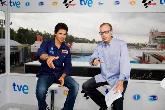 Ernest Riveras volverá a retransmitir MotoGP