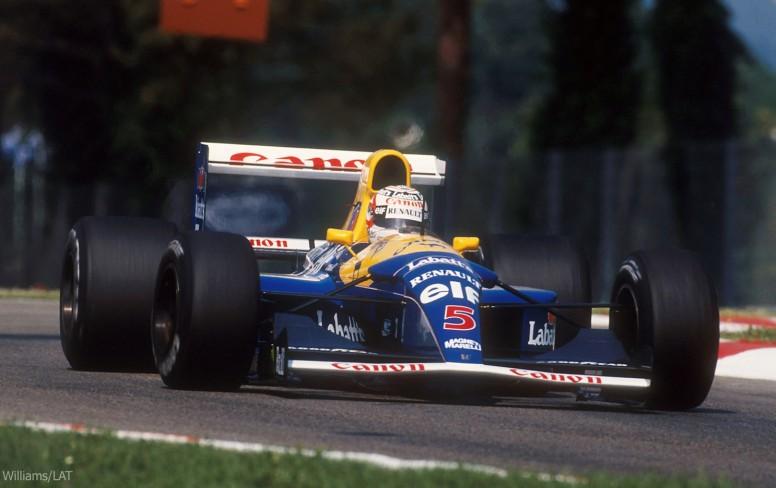 Williams y Renault, una sociedad enormemente productiva en los 90