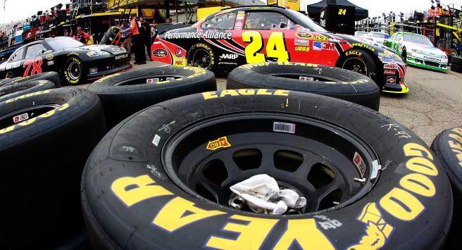 Goodyear y NASCAR, 60 años juntos