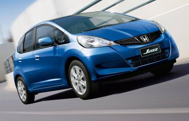 Honda Jazz, elegido como coche más fiable por la OCU