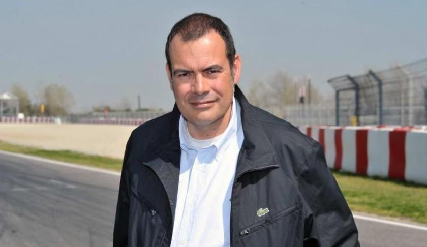 Josep Lluis Merlos será la voz de la Fórmula 1 en MovistarTV