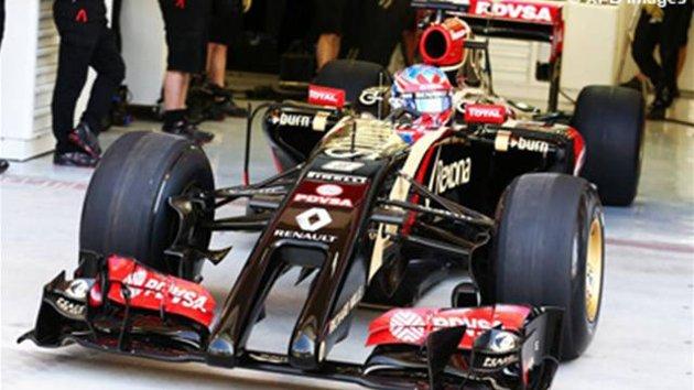 Lotus E22, fruto de la colaboración con Renault Sport F1