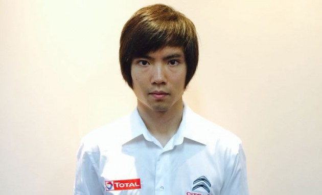 El chino Ma Qing Hua ficha por el equipo Citroën de WTCC