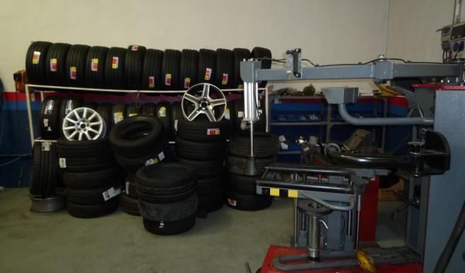 La caducidad de los neumáticos, motivo de error generalizado