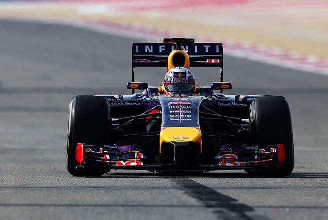 Día agridulce para Daniel Ricciardo y su Red Bull RB10