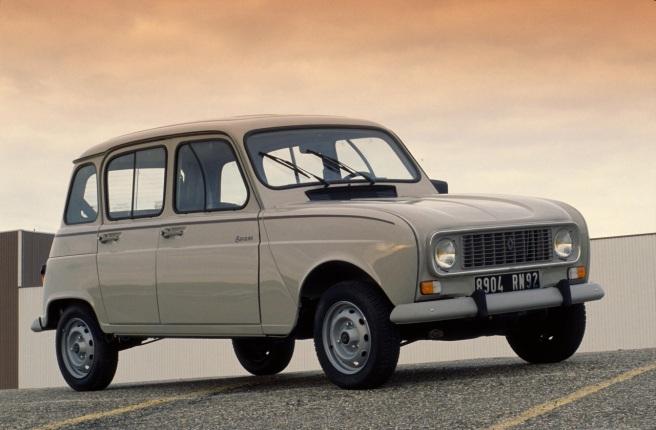 50º aniversario del Renault R4 en España